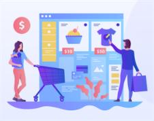 Samostojno spletno trgovino